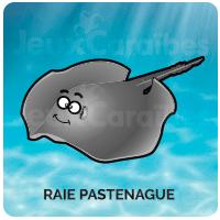 Raie Pastenague